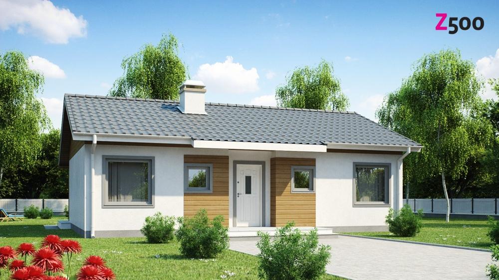 Proiect casa parter A6