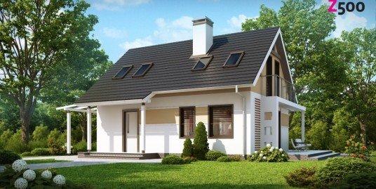 Proiect Casa A15
