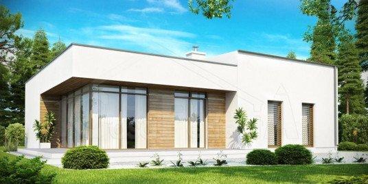 Proiect casa moderna A30