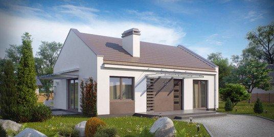 Proiect Casa A14