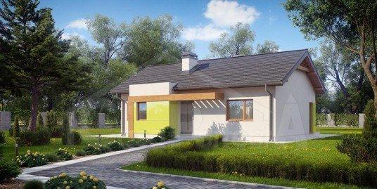 Proiect Casa A23