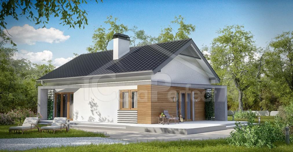 Proiect Casa A18