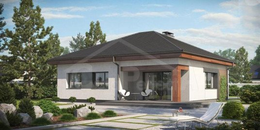 Proiect Casa A33