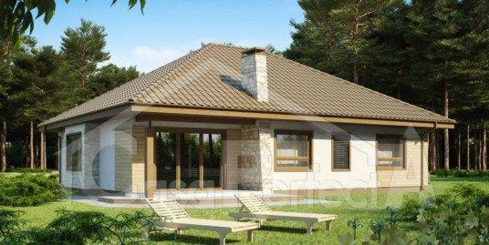 Proiect casa parter A73