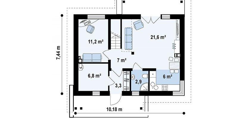 Proiect-casa-cu-mansarda-210012-parter