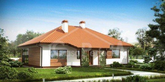 Proiect casa parter A65
