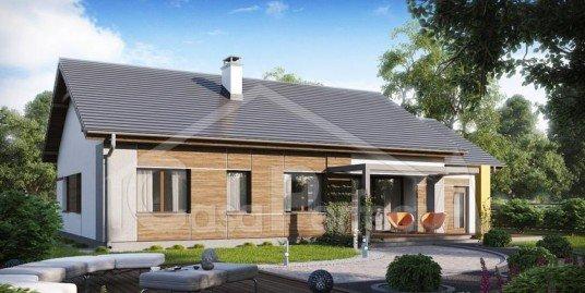 Proiect casa parter A112
