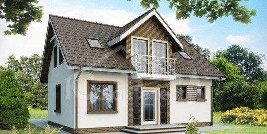 Proiect Casa A135