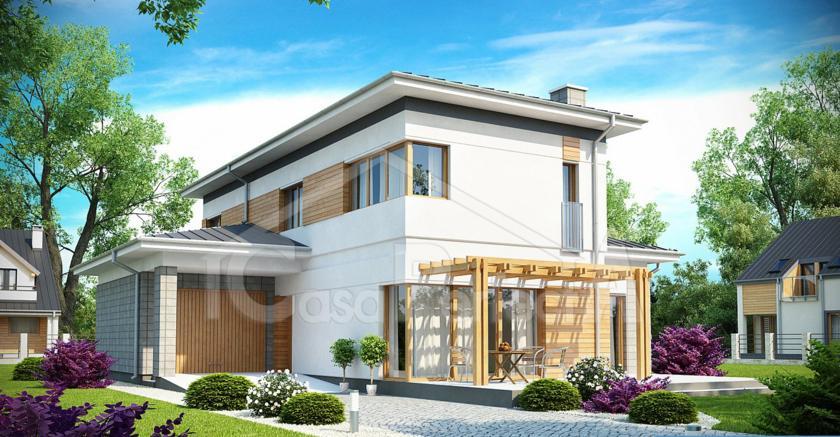 Proiect Casa A129