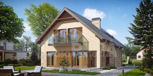 Proiect Casa A121