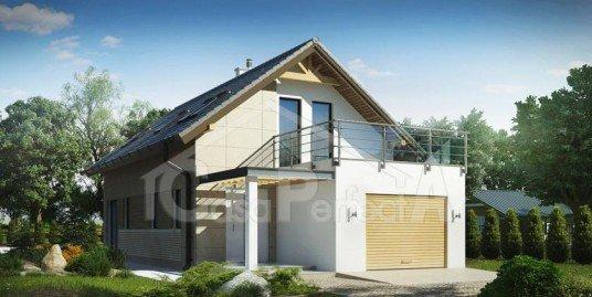 Proiect Casa A118