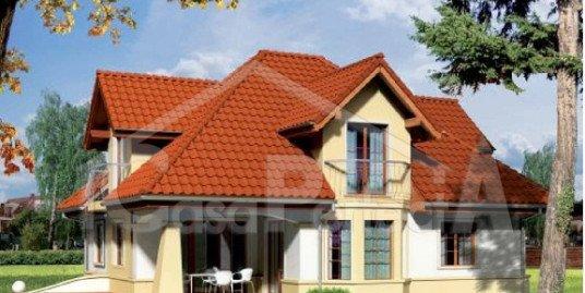 Proiect casa A160