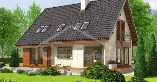 Proiect casa A155