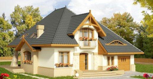 Proiect casa A164