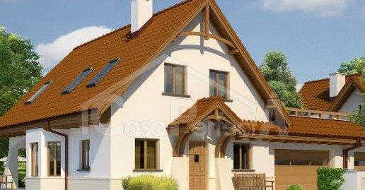 Proiect casa A154