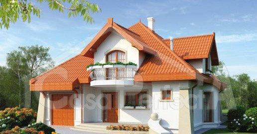 Proiect casa A158