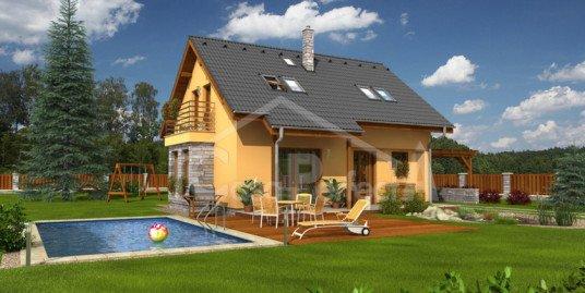 Proiect casa A184