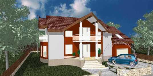 Proiect casa A222