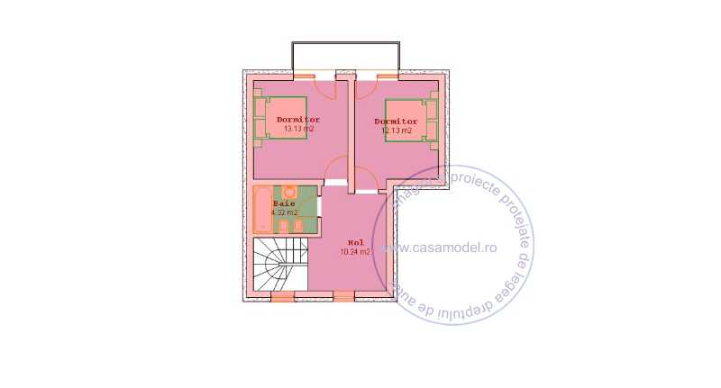 casa-florida-plan-mansarda