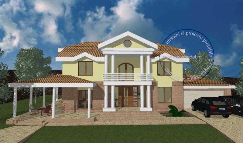 Proiect Casa A223