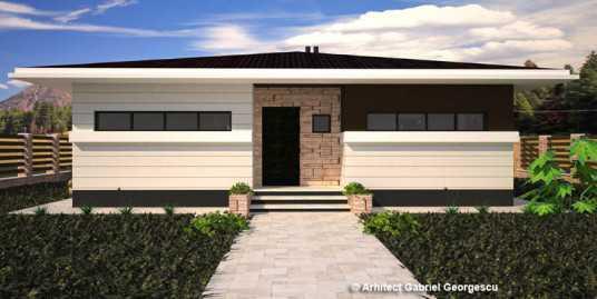 Proiect Casa A256