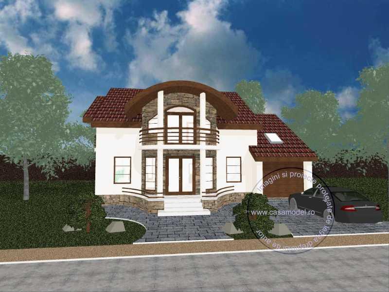 Proiect casa a221 for Casa royal parlantes