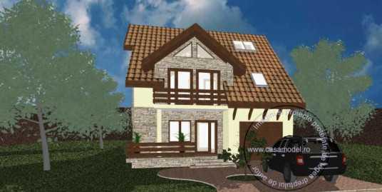 Proiect Casa A219