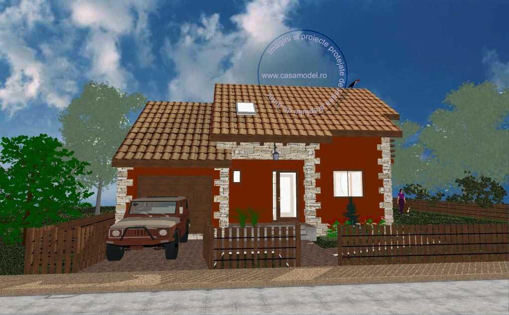 Проект Дома A194