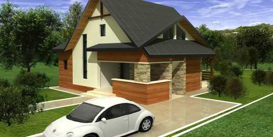 Proiect Casa A247