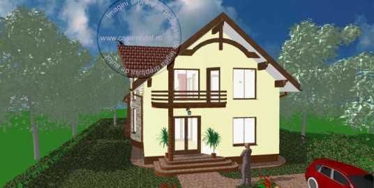 Proiect Casa A210