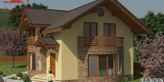 Proiect casa A197