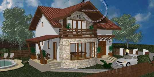 Proiect casa A200
