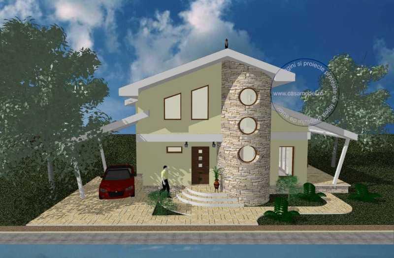 Proiect casa A192