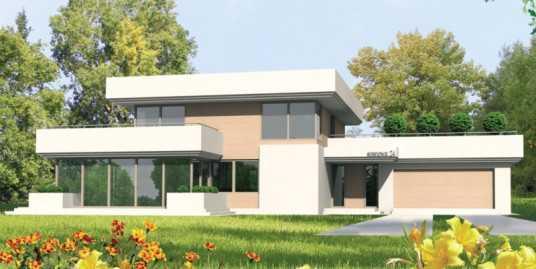 Проект Дома A257