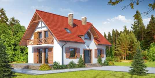 Proiect casa A231