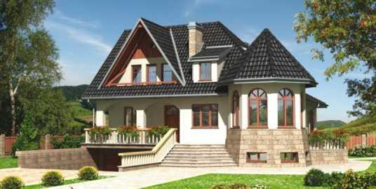 Proiect Casa A261