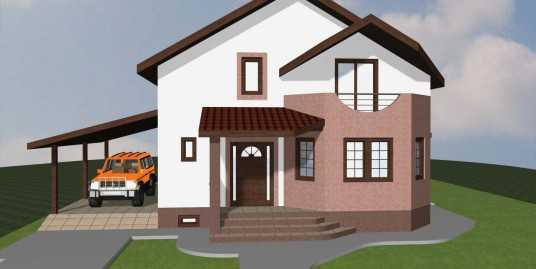 Proiect Casa A232
