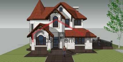 Proiect casa 205 mp