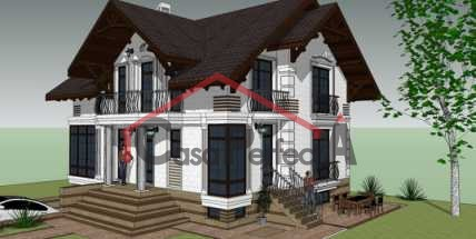 Proiect casa 255 mp