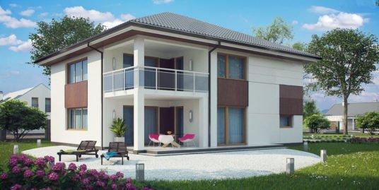 Proiect casa 345 mp