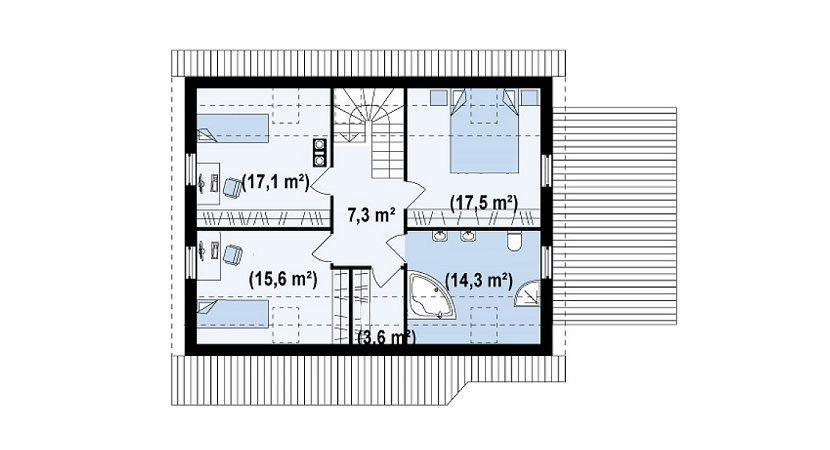 proiect-casa-cu-mansarda-si-garaj-117011-4