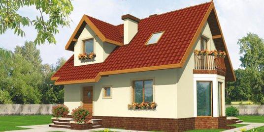 Proiect casa 135 mp