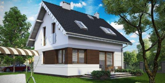 Proiect casa 128 mp