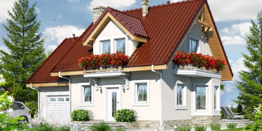 Proiect casa 165 mp