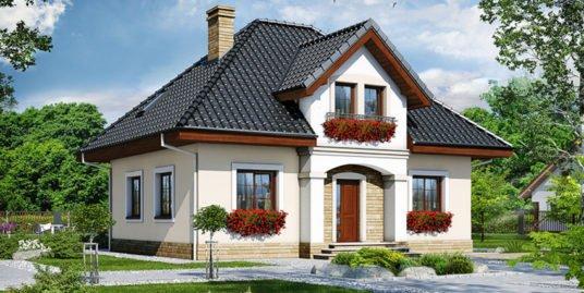 Proiect casa 181 mp
