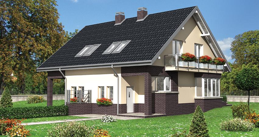 Proiect case duplex 262 mp