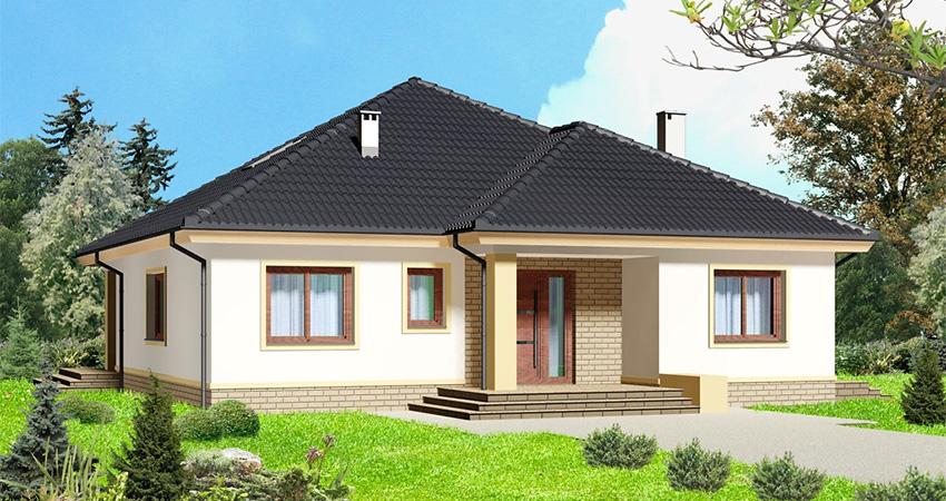Proiect casa 164 mp