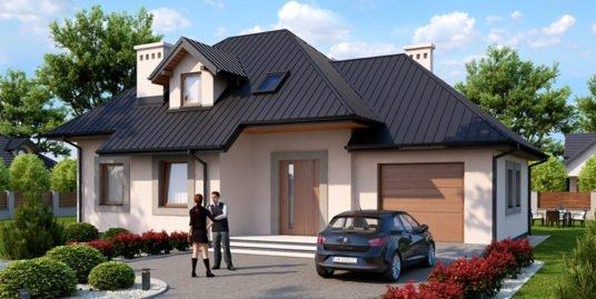 Proiect casa 186 mp