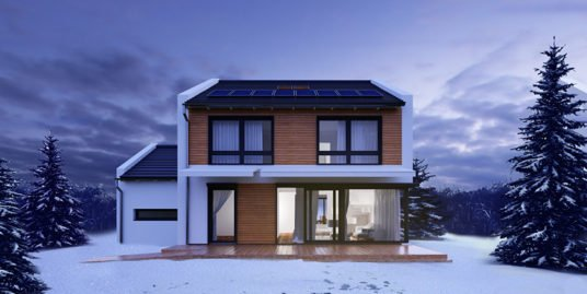 Proiect casa 159 mp