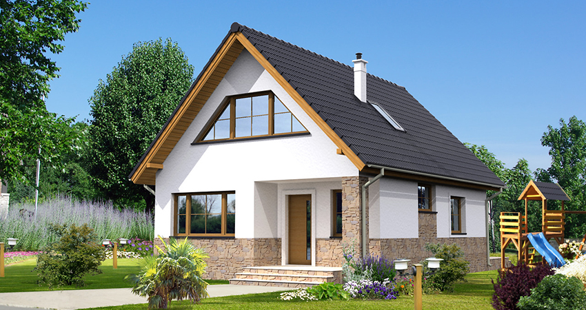 Proiect casa 166 mp compania de constructii casa for Proiect casa 100 mp fara etaj